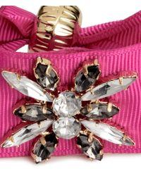 H&M | Pink Sparkly Bracelet | Lyst
