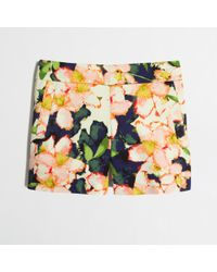 "J.Crew - Multicolor Factory 5"" Printed Stretch Chino Short - Lyst"