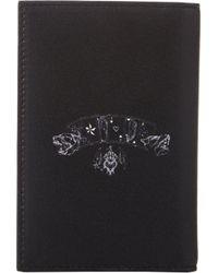 Givenchy - Black Elmerinda-Print Card Case - Lyst