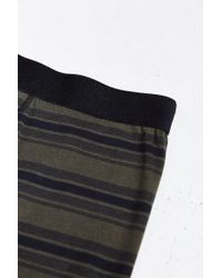 Urban Outfitters - Black Multicolor Stripe Trunk for Men - Lyst