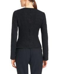 BOSS Black Cotton Blend Blazer: 'koralena'