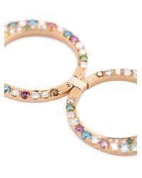 Kim Mee Hye | Metallic Pink Gold Swing Swing Ring | Lyst