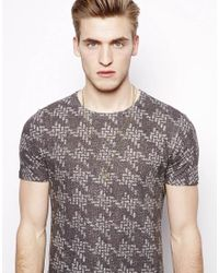 ASOS | Metallic Double Necklace with Coins for Men | Lyst