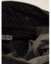 Ally Capellino - Black 'Freddie' Holdall Bag for Men - Lyst