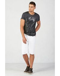 True Religion | Black Live For Now Mens T-shirt for Men | Lyst