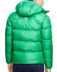 Polo Ralph Lauren - Green Rlx Ripstop Down Jacket for Men - Lyst