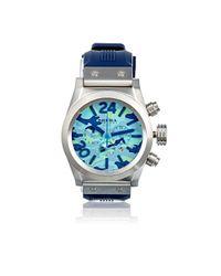 Brera Orologi - Blue Eterno Chrono Watch for Men - Lyst
