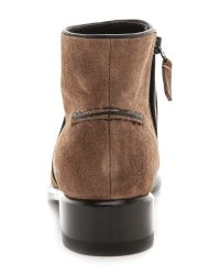 Rag & Bone - Brown Aston Boots - Taupe - Lyst