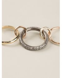 Spinelli Kilcollin - Metallic Nova Three Linked Rings - Lyst