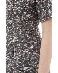 Proenza Schouler - Black Insulation Jacquard Dress - Lyst