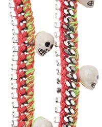 Venessa Arizaga | Red 'clockwork Orange' Necklace | Lyst