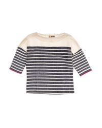 lemlem | Blue Kulkulu Gabi Shirt | Lyst