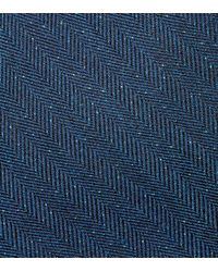 Cole Haan - Blue Irving Solid Donegal Tie for Men - Lyst