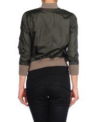 People - Green Jacket - Lyst