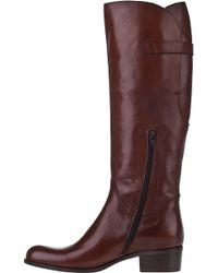 Sesto Meucci - Brown 81207f Riding Boot Tiziano Rust Leather - Lyst