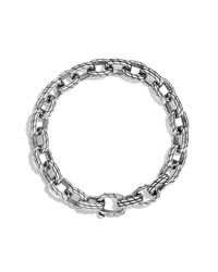 David Yurman - Metallic Maritime Rope Medium Link Bracelet for Men - Lyst