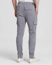 Joe's Jeans   Gray Cargo Jogger Pants for Men   Lyst