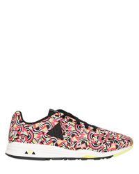 Le Coq Sportif - Multicolor Jazmin Berakha Nylon Jacquard Sneakers - Lyst