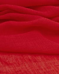 Reiss - Red Tilda Lightweight Scarf - Lyst