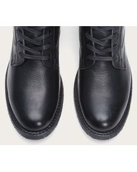 Frye - Black Engineer Tall Lace for Men - Lyst