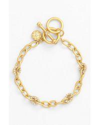 Freida Rothman | Metallic 'metropolitan' Link Bracelet | Lyst