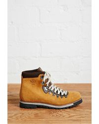 Forever 21 - Brown Woolrich Mens Packer Hiking Boots for Men - Lyst