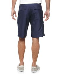 J.Lindeberg | Cargo Golf Shorts Blueberry for Men | Lyst