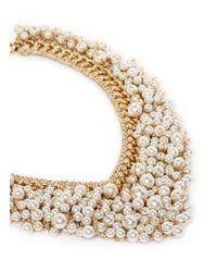Venessa Arizaga - Metallic 'dancing Queen' Necklace - Lyst