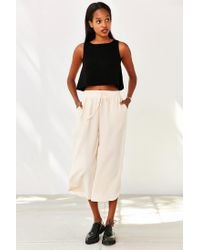 Silence + Noise | Natural Chloe Pant | Lyst