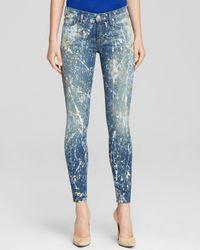 Hudson Jeans - Blue Jeans - Bloomingdale'S Exclusive Nico Skinny In Artisan - Lyst
