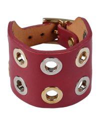 Almala - Red Bracelet - Lyst