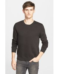 BLK DNM | Black Crewneck Sweatshirt for Men | Lyst