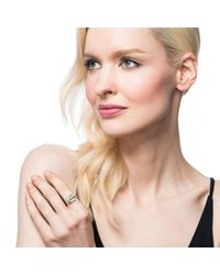 Lulu Frost - Multicolor Code 10kt 'to Thine Own Self Be True' Ring - Lyst