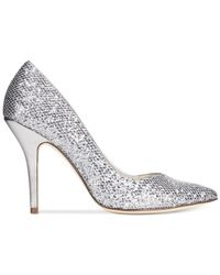Style & Co. | Metallic Style&co. Pyxie Evening Pumps, Only At Macy's | Lyst