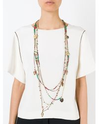 Rosantica | Multicolor 'la Forza' Necklace | Lyst