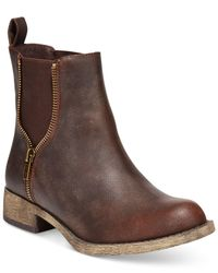 Rocket Dog | Brown Camilla Booties | Lyst