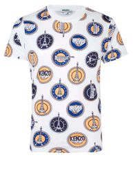 KENZO   Multicolor T-shirt for Men   Lyst