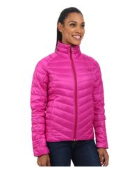 The North Face | Pink Tonnerro Jacket | Lyst