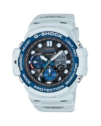 G-Shock | Blue 'gulfmaster' Resin Watch for Men | Lyst