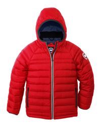 Canada Goose - Red Sherwood Hooded Quilted Jacket - Lyst