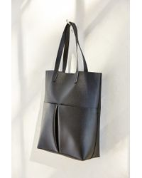 Silence + Noise - Black Oversized Tote Bag - Lyst