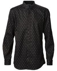 Timberland | Black Pantelic Button Up Shirt for Men | Lyst