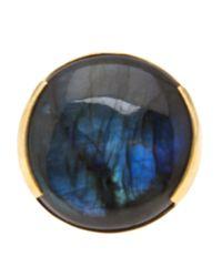 Beth Orduna | Metallic Labradorite Ring | Lyst