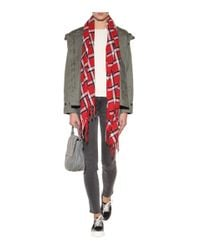 Marc By Marc Jacobs | Multicolor Toto Plaid Scarf | Lyst