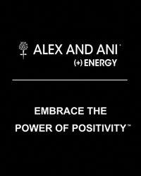 ALEX AND ANI - Blue Luminary Expandable Wire Bangle - Lyst