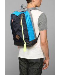 Jansport - Blue Heritage Jayhawk Backpack for Men - Lyst
