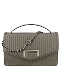 Nine West | Gray Torra Clutch | Lyst