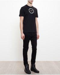 Givenchy - Black Floral T-Shirt for Men - Lyst