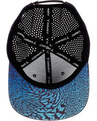 Barneys New York - Black Meshback Baseball Cap for Men - Lyst
