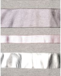 NO KA 'OI | Gray Sweatshirt | Lyst